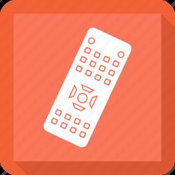 command, control, remote, tv icon