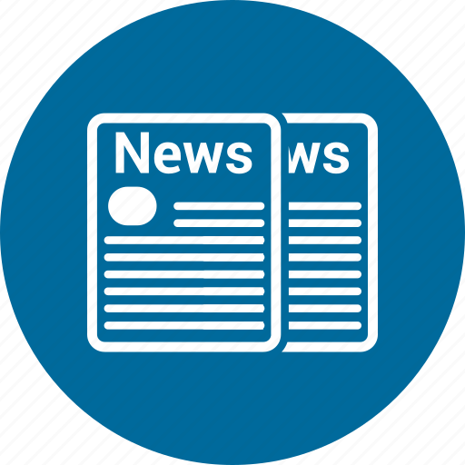 Media, news, paper, press icon - Download on Iconfinder