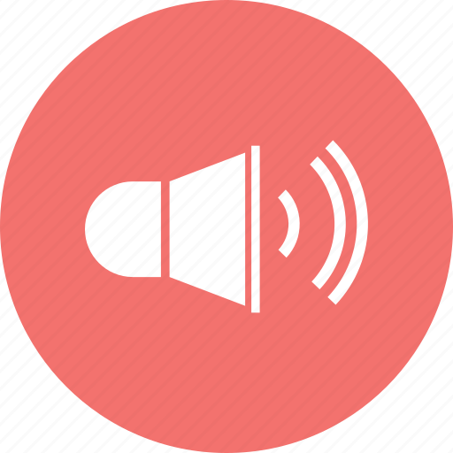 audio, sound, up, volume, volume up icon