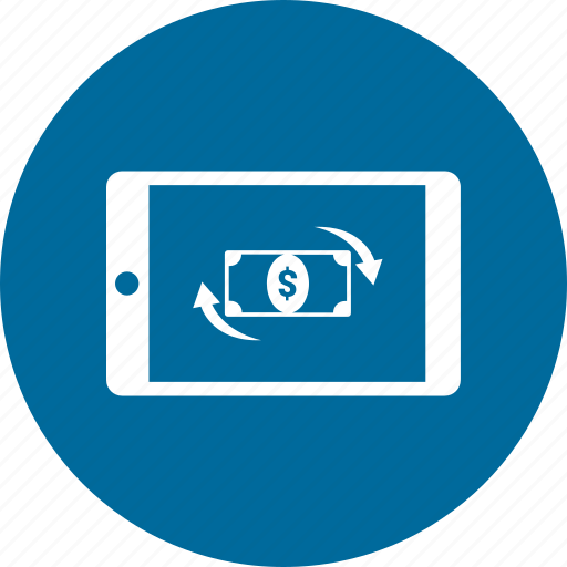 Dollar, iphone, mobile, money, smartphone icon - Download on Iconfinder