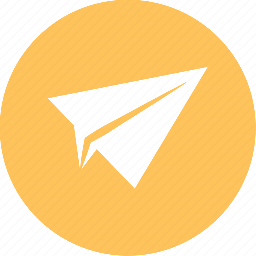 Flight, paper, plane icon - Download on Iconfinder