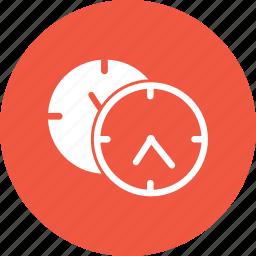 clock, eleven, o'clock, time icon