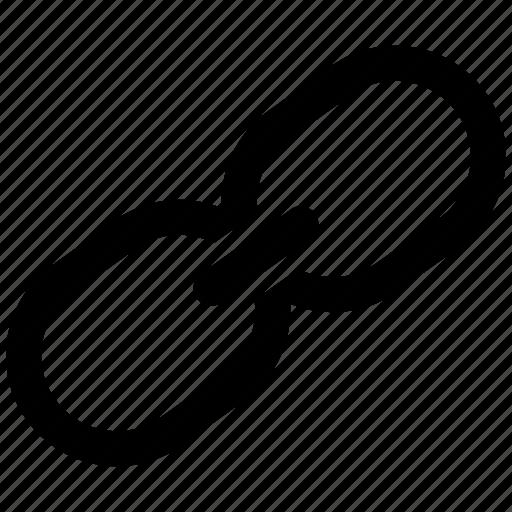 link, uri, url icon