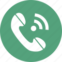contact, phone, ringing, ringing phone icon