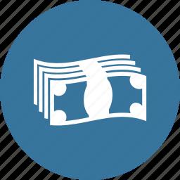 increase, moneydollar icon