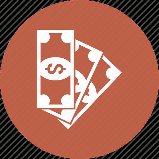 increase, money icon