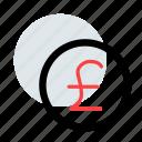 coin, euro, finance, money icon icon
