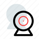 camera, lens, photography icon icon