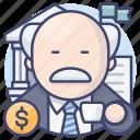 banker, economist, manager, millionaire