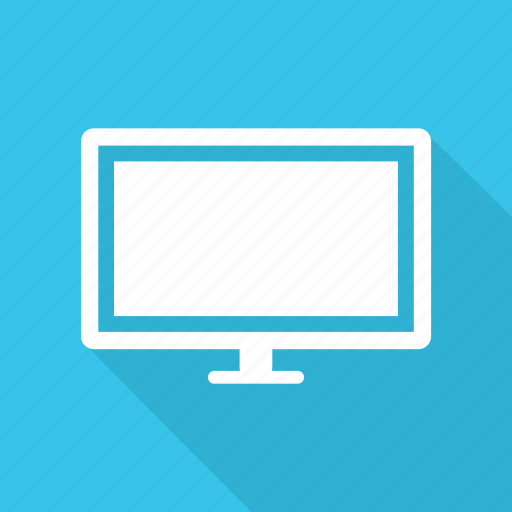 lcd, plasma, television, tv icon