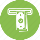 atm, atm machine, automated teller machine icon