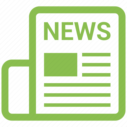 news, newspaper, paper, survey icon