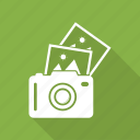 camera, photos, travel, vacation icon