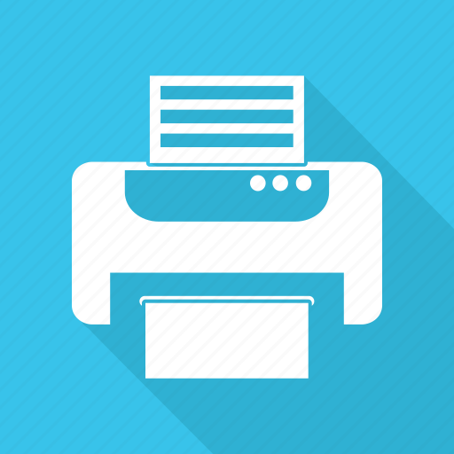 copier, document, office, print, printer, printing, printout icon