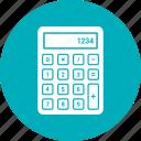 calculator, education, math, school