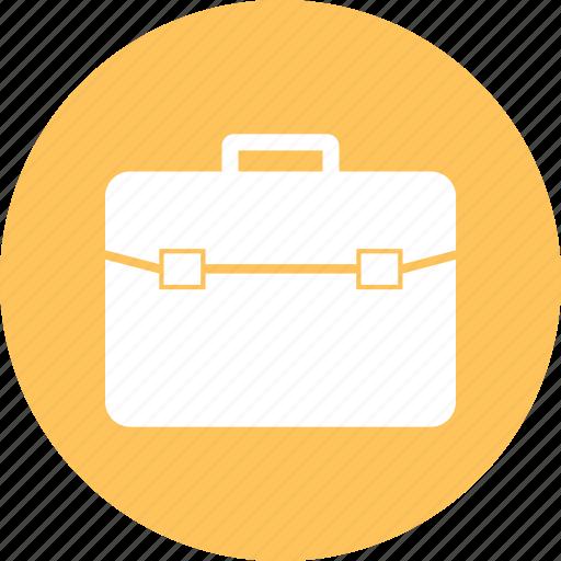 bag, briefcase, education, office bag, school icon