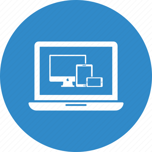 computer, display, laptop, monitor, pc, pc components, screen icon