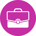 bag, brief, case, office bag, portfolio icon