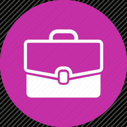 bag, brief, case, office bag, portfolio icon