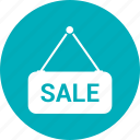 discount, tag, shopping, sale icon