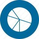 chart, data, pie icon