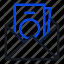 envelope, finance, salary