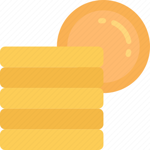 banking, business, coin, coins, money, stack icon