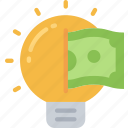 business, finance, ideas, intelligence, light bulb, thinking