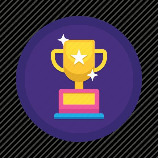 award, champion, prize, success, trophy, winner icon