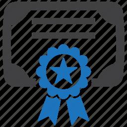 achievement, award, prize, reward icon