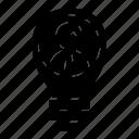 account, business, education, finance, idea, light bulb, profile