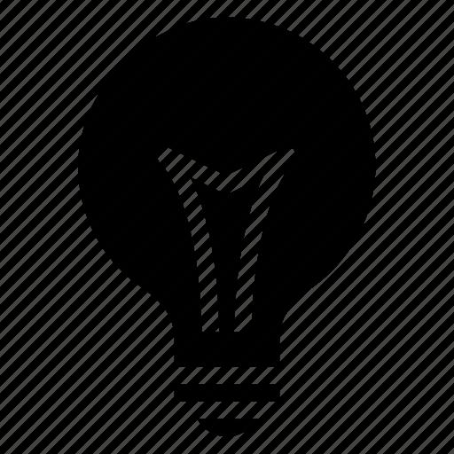 blub, bright, creative, design, idea, process, solution icon