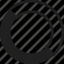 business, design, graph, line, web icon