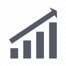 chart, graph, growth icon