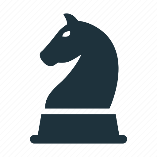 chess, game, horse, plan, planning, strategy icon