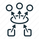 plan, planning, strategy icon