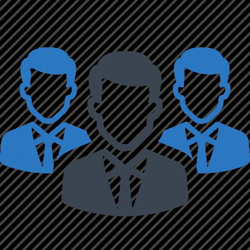 business, businessman, leader, people, social, team, teamwork icon