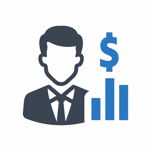 business, finance, financial, graph, growth, money, report icon