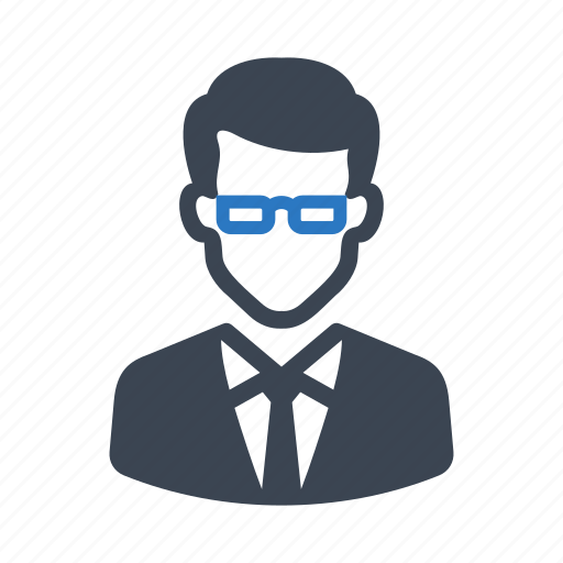 avatar, business, businessman, leader, office, user icon
