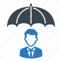 business, insurance, protection, safe, security, shield icon