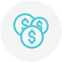coins, money, save money, savings icon icon