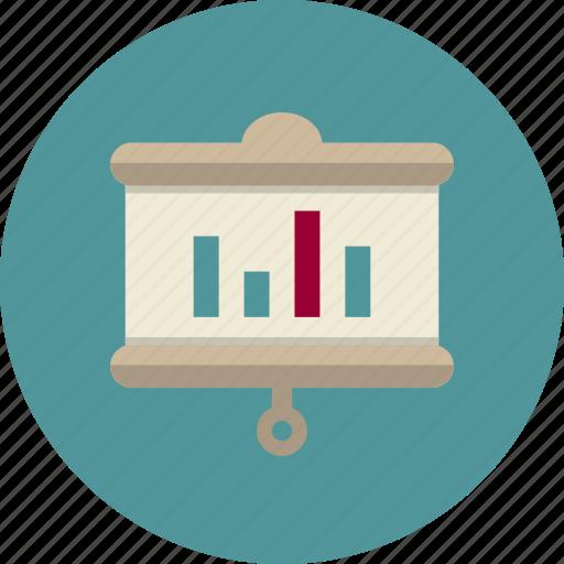 analysis, business planning, chart, forecast, statistics icon