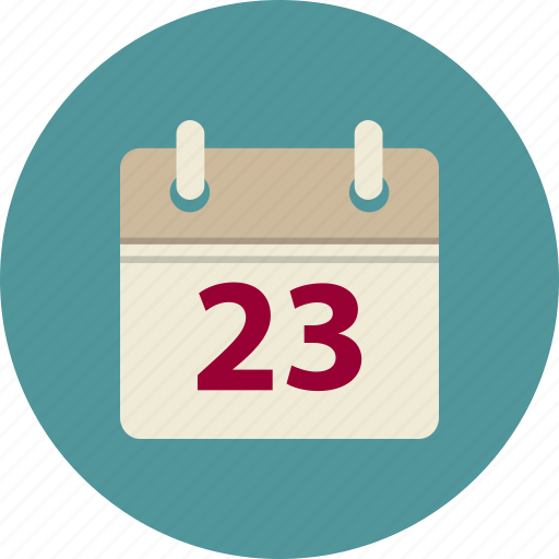 Calendar of Events Icon Events Planning Icon