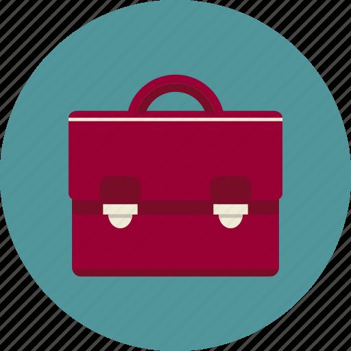 briefcase, business, portfolio, presentation of works icon