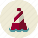 buoy, business, rescue, stability, water icon