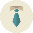business, collar, presentation, tie, vip icon