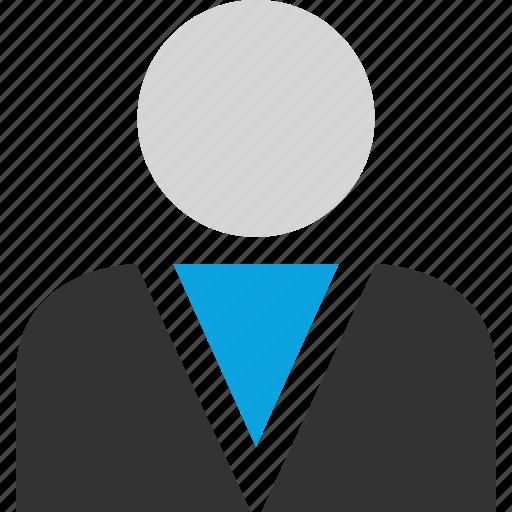 friend, recruiter, user icon