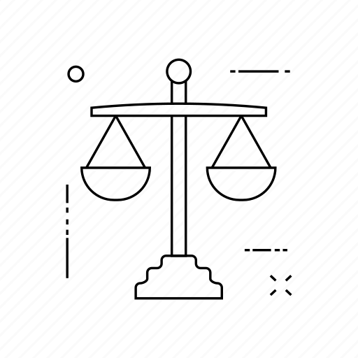 Balance, justice, law, scale icon - Download on Iconfinder