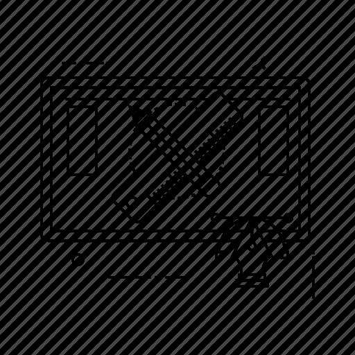 design, draw, edit, illustration icon