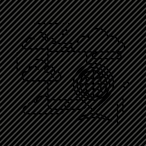 locaton, map, mobile, phone icon